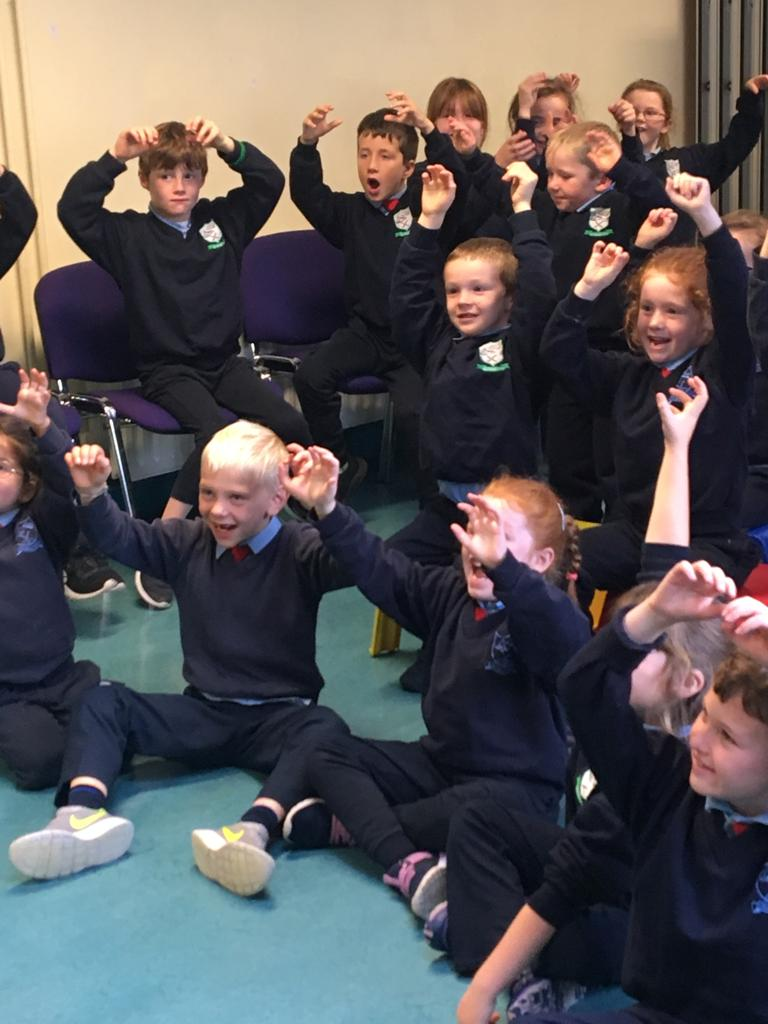 Templederry NS Visit Templemore Library For Children's Book Festival