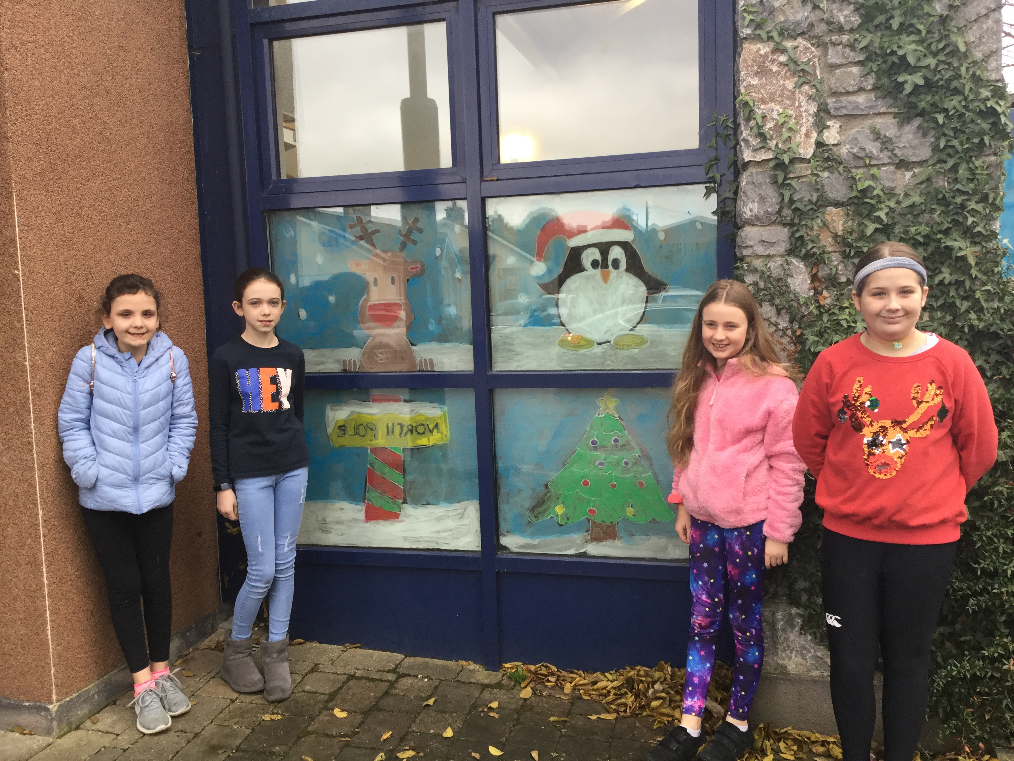 Cashel:Christmas Windows