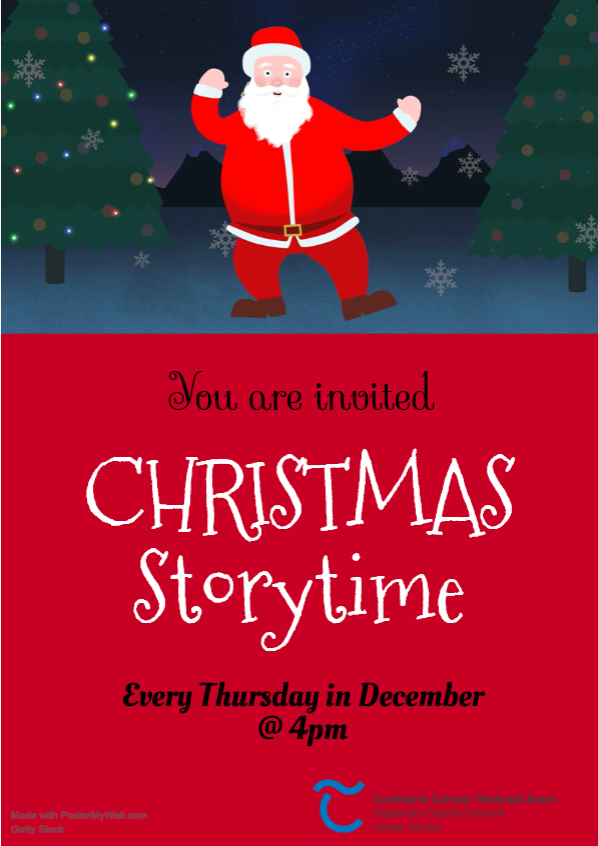 Clonmel Library: Christmas Storytime