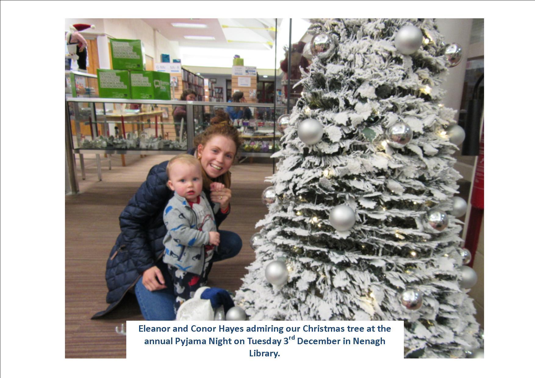 Pyjama Night In Nenagh Library Christmas 2019