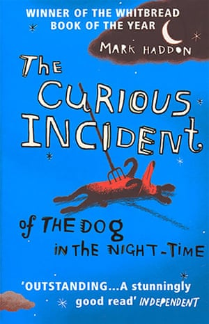 The Curious Incident of the Dog in the Night Time – Mark Haddon