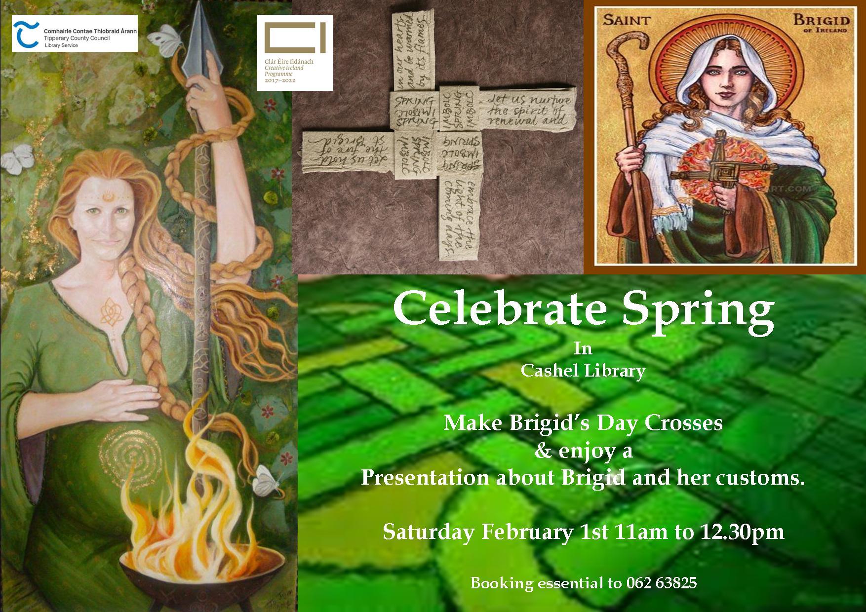 Celebrate Spring Poster