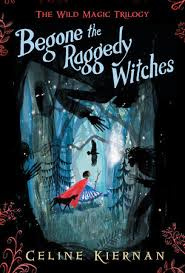 Currently Reading – Begone the Raggedy Witches