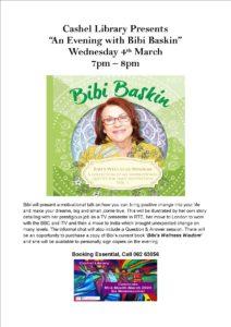 Bibi Baskin Poster