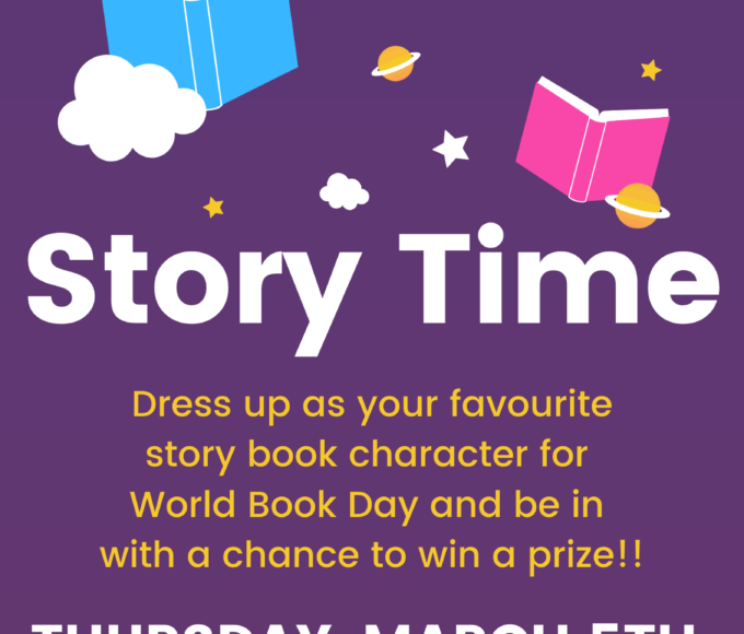 Clonmel Library: World Book Day