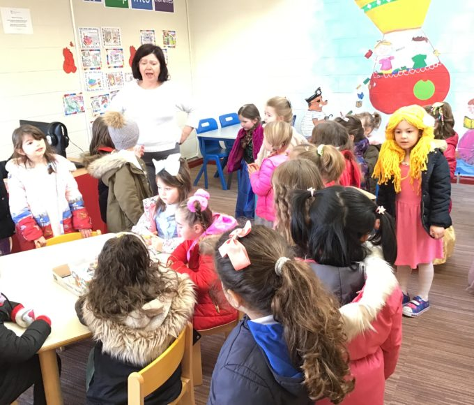 World Book Day In Nenagh Library
