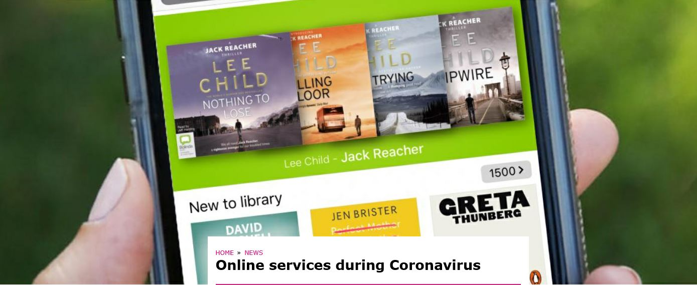 Online Services During Coronavirus