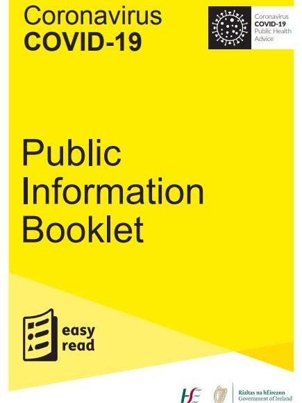 COVID-19 Public Information Booklet