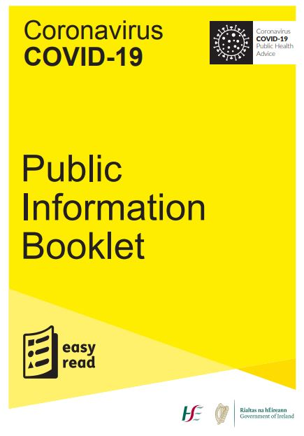 COVID-19 Public Information Booklet