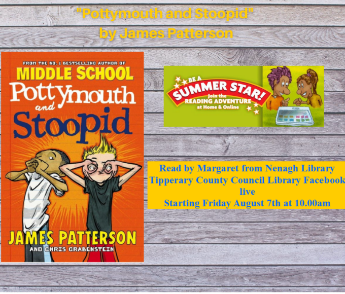"""Pottymouth And Stoopid"" For August : Nenagh Library"