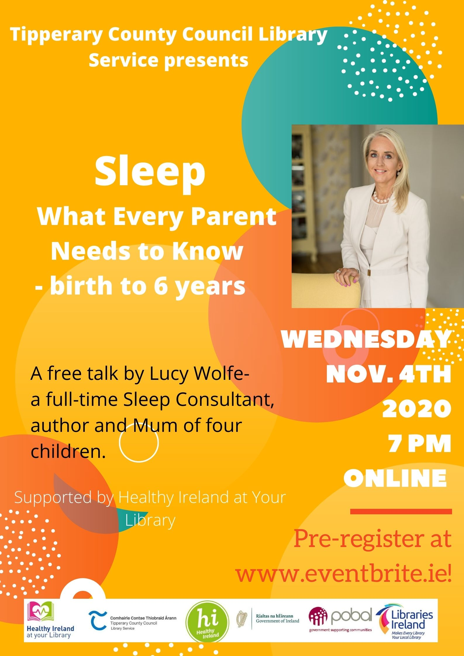 Sleep – What Every Parent Needs To Know