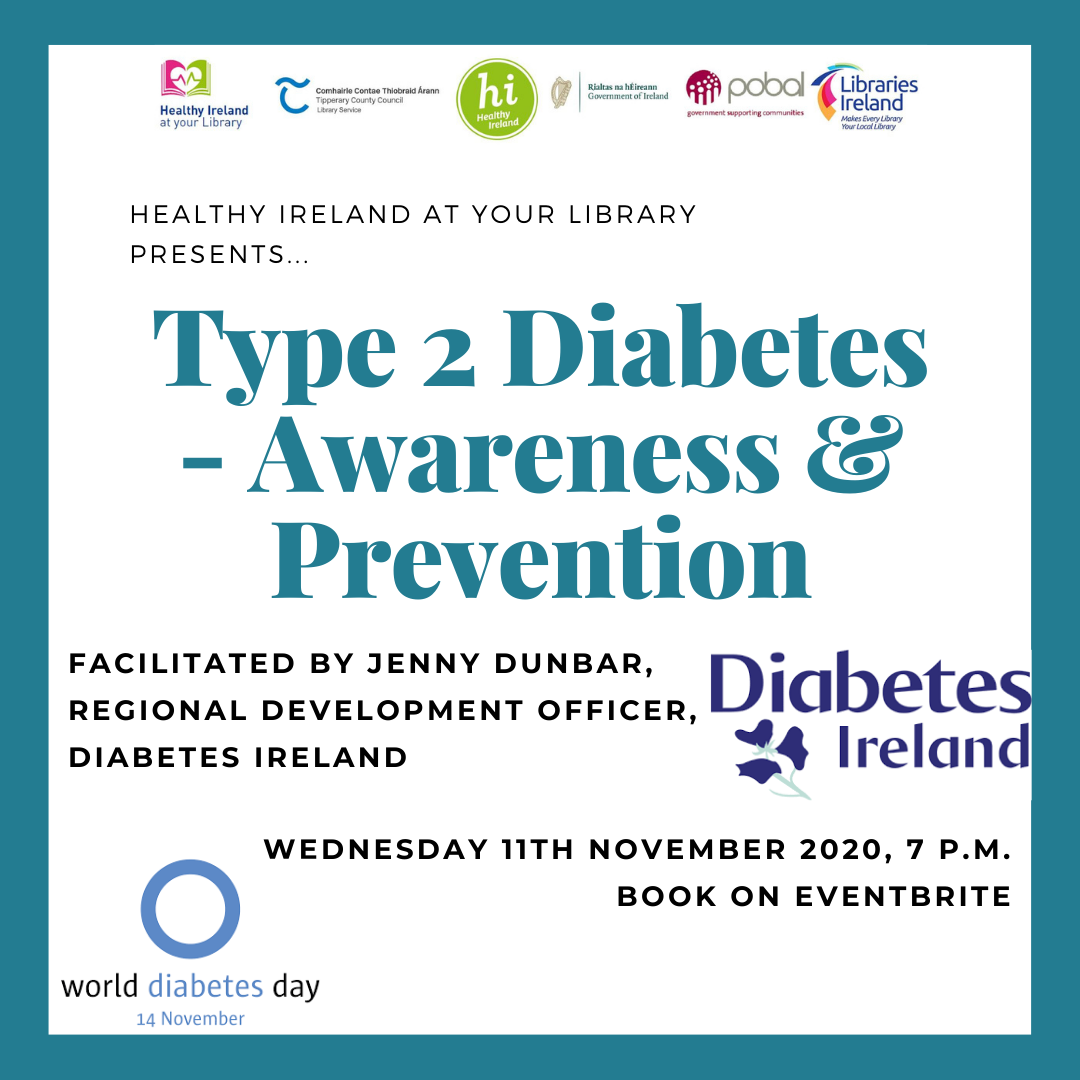 Type 2 Diabetes – Awareness And Prevention Workshop