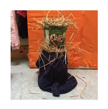 Tipp Town Library Build A Scarecrow Competition….
