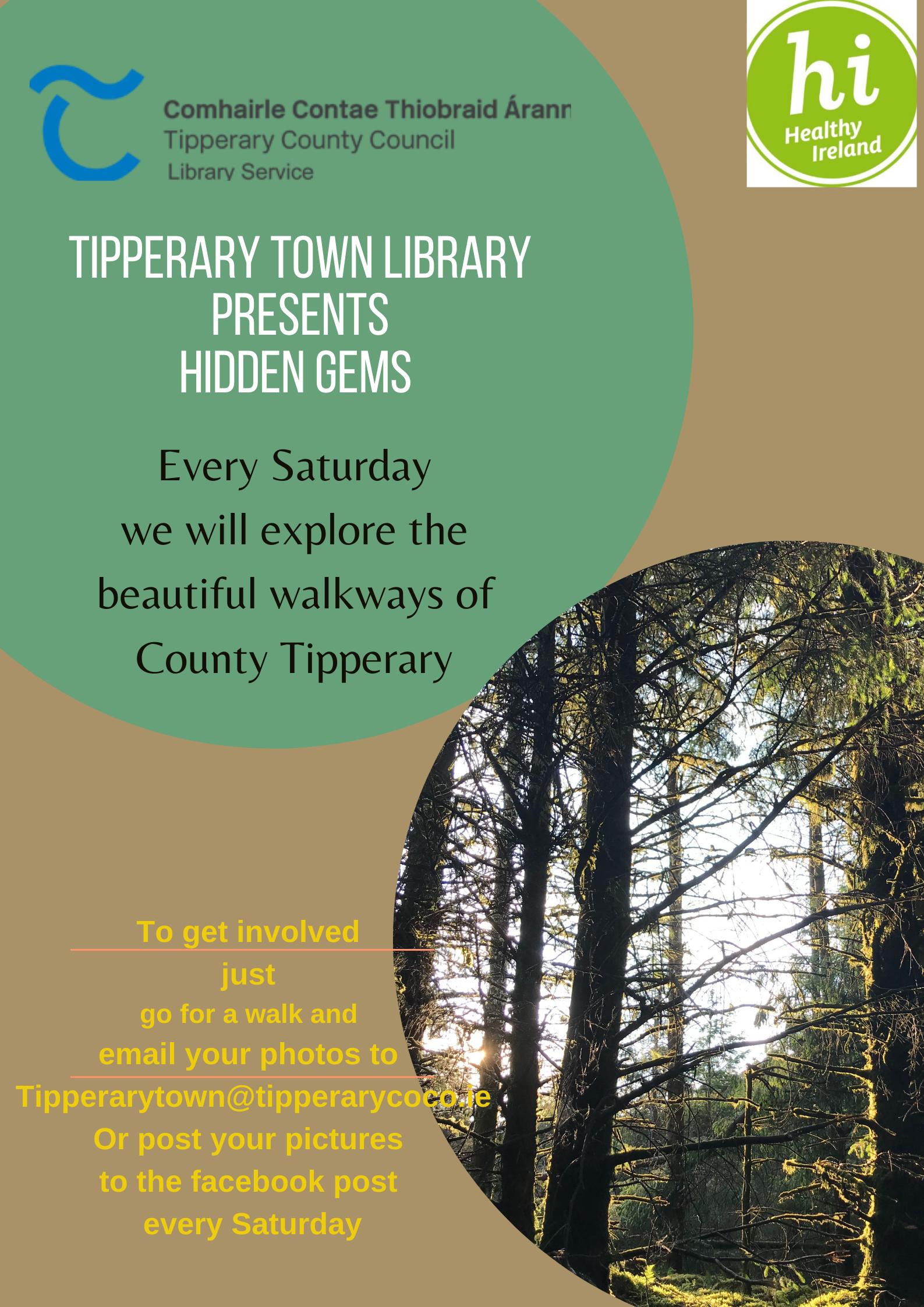 Hidden Gems#keepActive – Tipperary Library Service