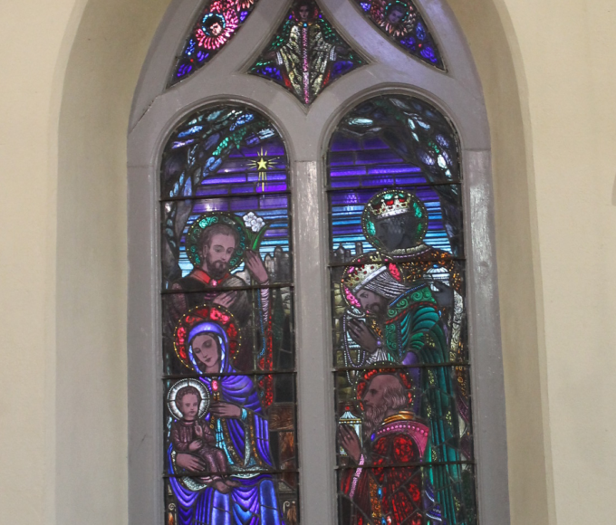 Around Our Town Ep. 9 – Harry Clarke's The Adoration Of The Maji (Old Saint Mary's Part 3)