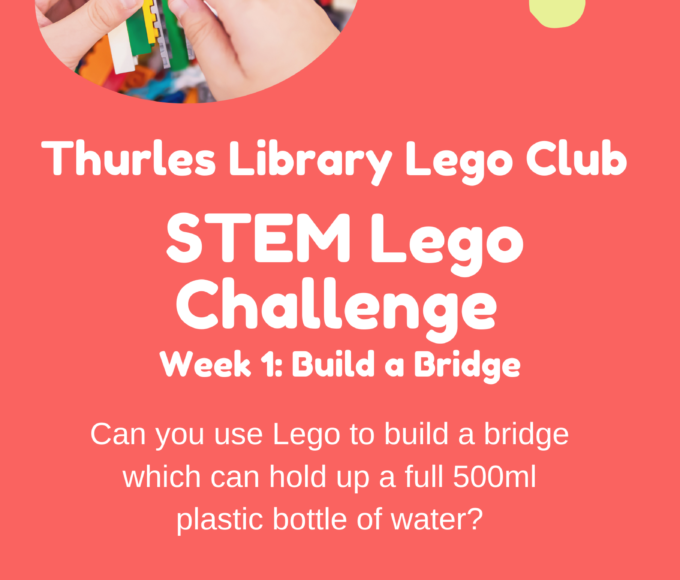 Thurles Lego Club  – Week 1