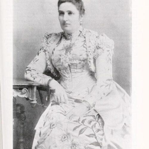 Lady Edith Blake Nee Osborne (1845-1926) Eldest Daughter Of Catherine Isabella And Bernal Osborne
